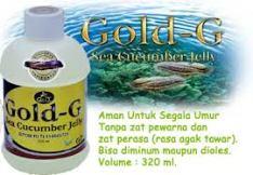 Jelly Gamat Gold G Aman di Konsumsi Semua Umur